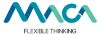 Logo MACA colori