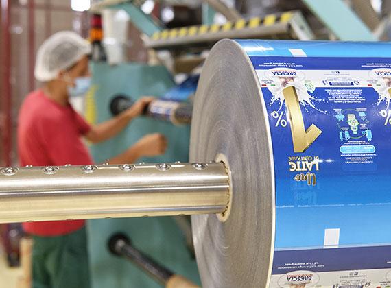 Processo di produzione flexible packaging 3
