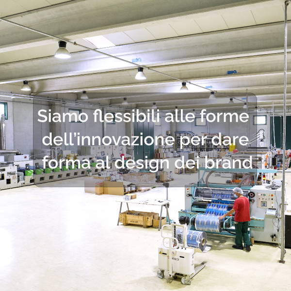 Packaging flessibile all'innovazione