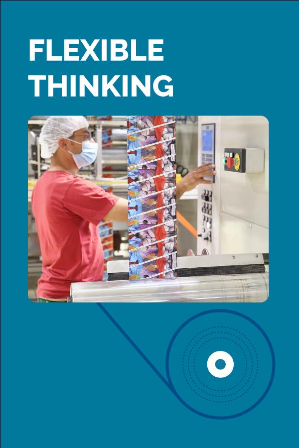 Icona Flexible thinking