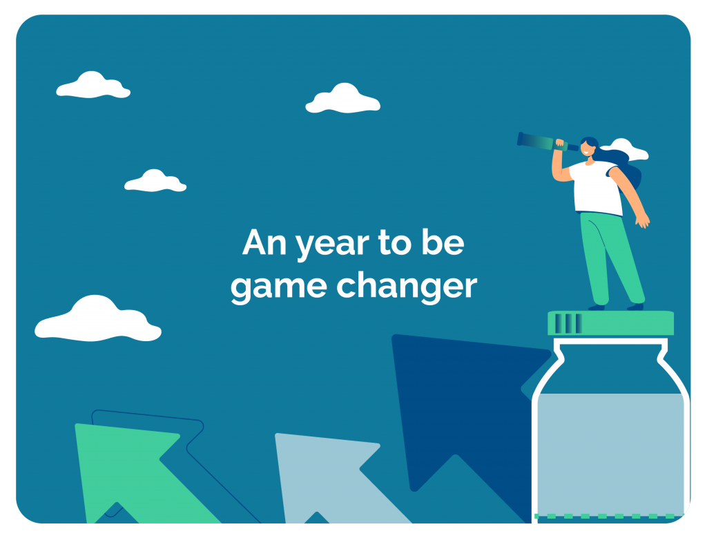 An year to be game changer