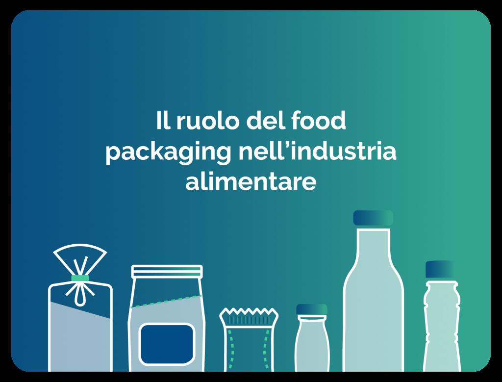 Il ruolo del food packaging nell'industria alimentare