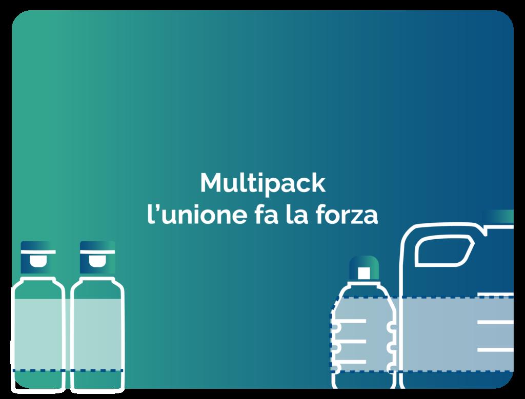 Multipack: l'unione fa la forza
