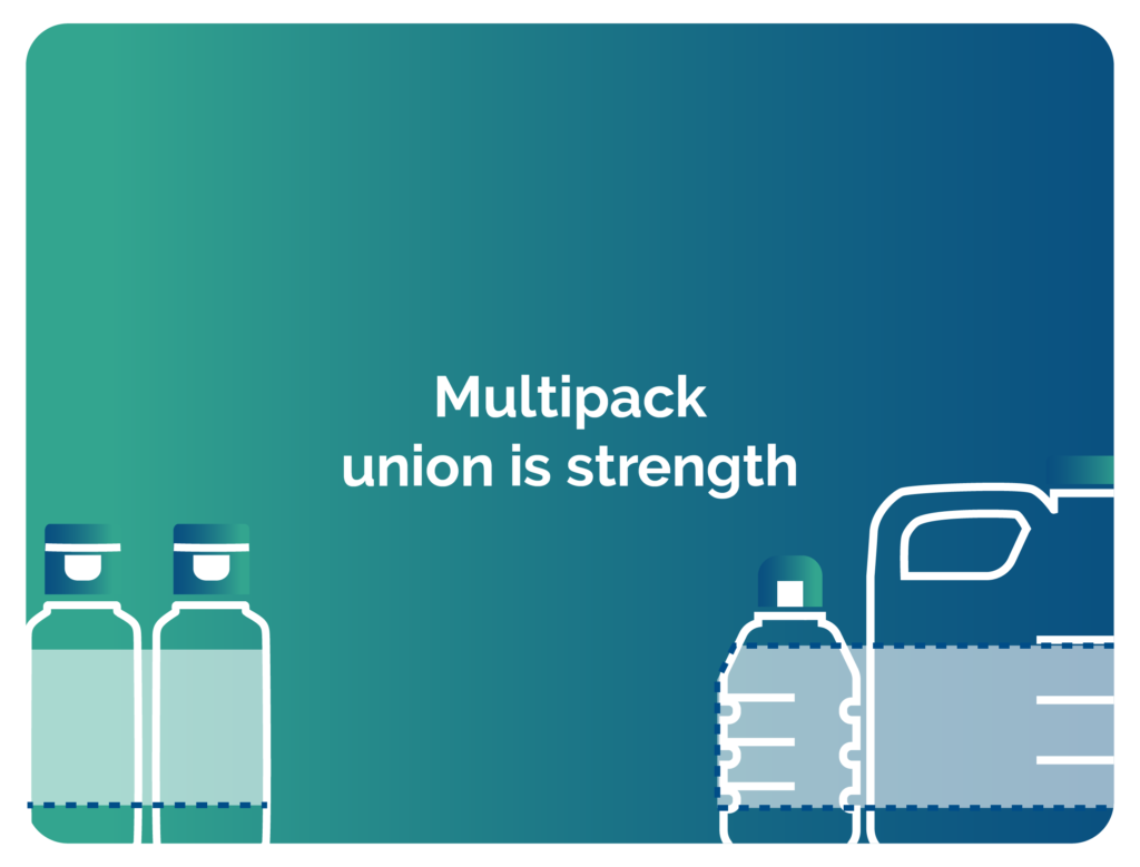 Multipack: union is strength